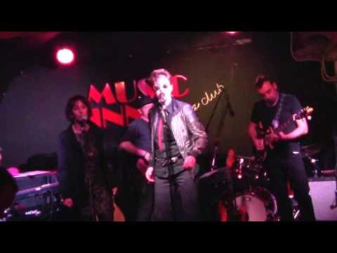 Boys Keep Swinging  Aladdin Insane David Bowie Tribute  @ Music Inn