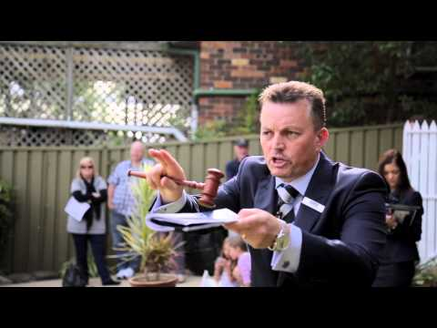 AUCTION WEEKEND WITH HARCOURTS