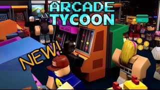 Roblox Arcade Tycoon