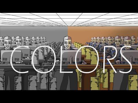 COLORS - Animation Short Metrage