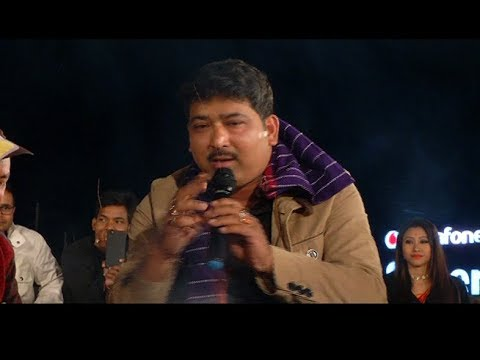 Krishnamoni Nath's song exclusively at DY365 Magh Bihu Special