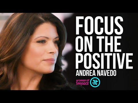 Andrea Navedo on How Difficult Times Can Make You Stronger