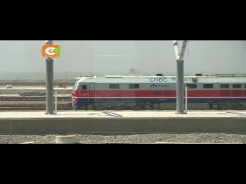 First SGR cargo train to be launched next year
