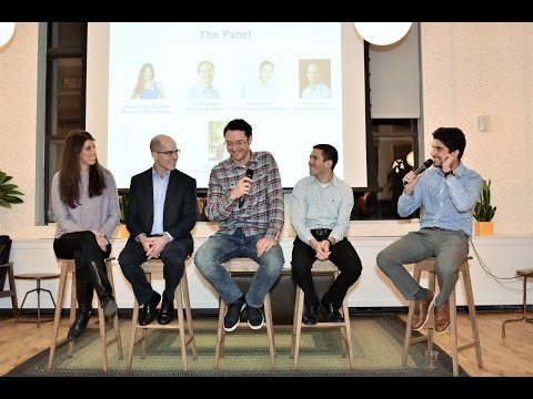 How to Raise Venture Capital Event - 3/2/17