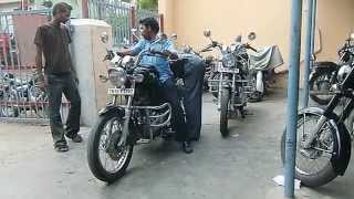 Royal Enfield Service Point Bangalore - my Bullet garage ...