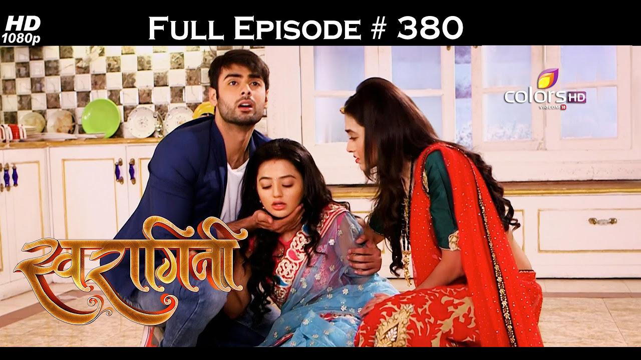Swaragini - 8th August 2016 - स्वरागिनी - Full Episode (HD)
