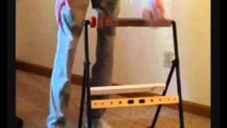 Clamping Sawhorse