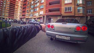 Nissan Skyline R34 за 180 к! ПЕРВОЕ ВЛОЖЕНИЕ.