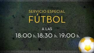 Servicio especial para Las Palmas-Valencia