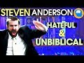 Steven Anderson vs The Biblical Gospel