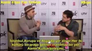 Aamir Khan huge popular in TURKEY