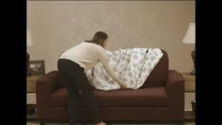Couchcoat commercial