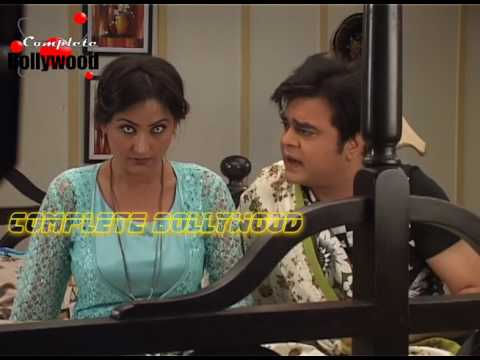 On Location Of TV Serial 'May I Come In Madam' Part  1 thumbnail