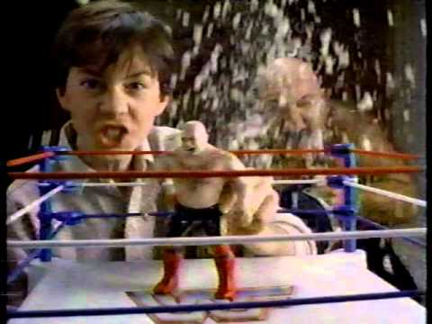 World Wrestling Federation action figures (1986)