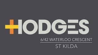 6/42 Waterloo Crescent, St Kilda