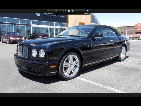 2010 Bentley Azure T Start Up, Exhaust, and In Depth Tour