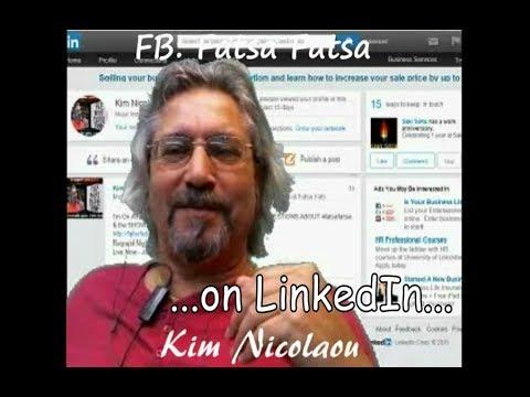 LinkedIn By Kim Nicolaou