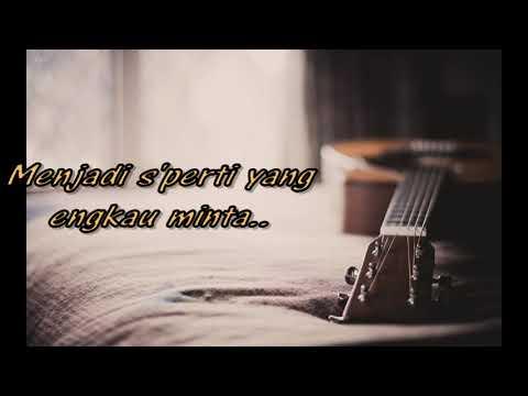 SEPERTI YANG KAU MINTA - Pongki barata feat baim (Video LYRIC)