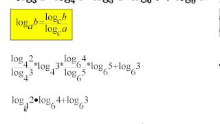 Как решать B7 Логарифмы