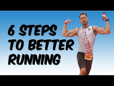 6 Steps to Becoming a Better runner how to run faster
