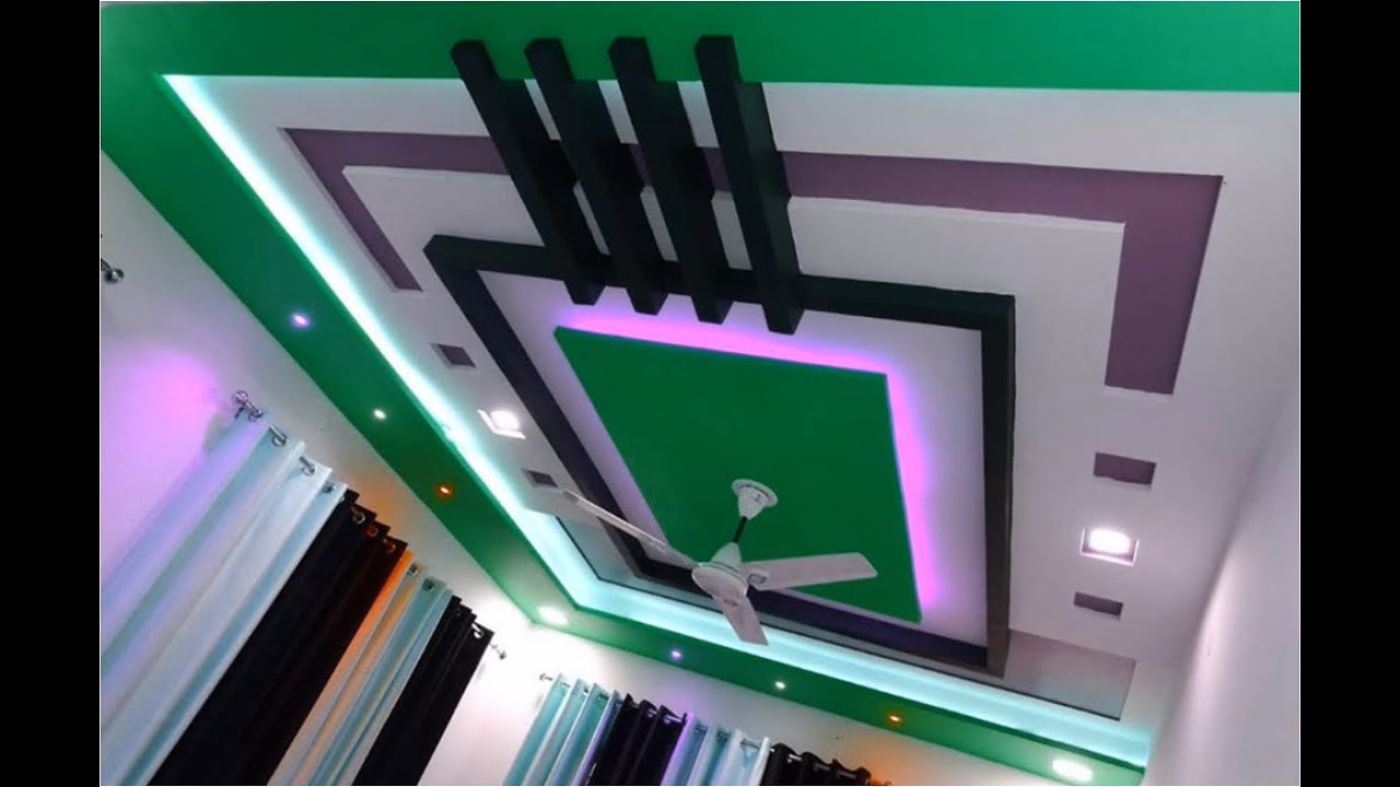 top 25 New Ceiling designs part 2 | 2020 | P o p ceiling ...