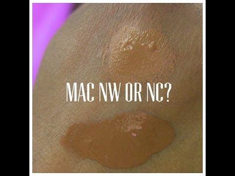 mac nw or nc i finally found my correct shade of
