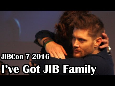 JIBCon 7 Supernatural Con - I've Got JIB Family
