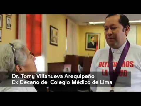 Entrevista en Radio Nacional con el dr. Tomy Villanueva sobre la huelga médica 2017 13-07-17