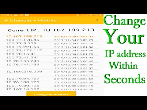 How To Change Mobile Ip Address On Android Urdu/Hindi 2020 HB Technical LAB