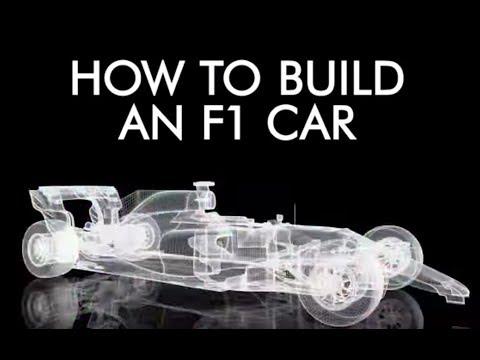 Building a Formula 1 Car with James Key