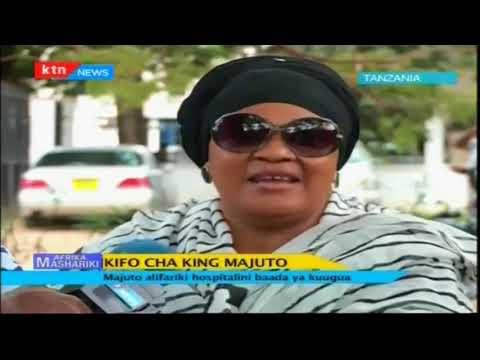 Afrika Mashariki: Mcheshi King Majuto afariki