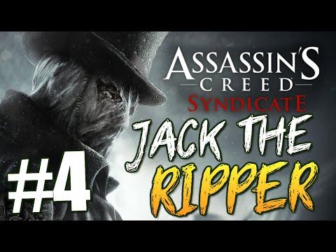Assassins Creed Syndicate - Джек Потрошитель игрофильм