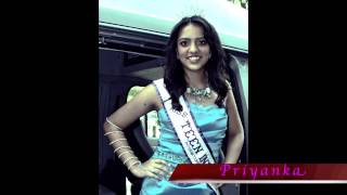 Trailer of Miss India International