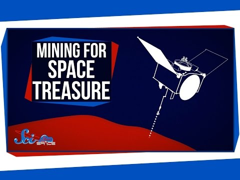 Mining Asteroids for Space Treasure!