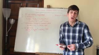 Амфотерные гидроксиды и их свойства. Самоподготовка к ЕГЭ и ЦТ по химии