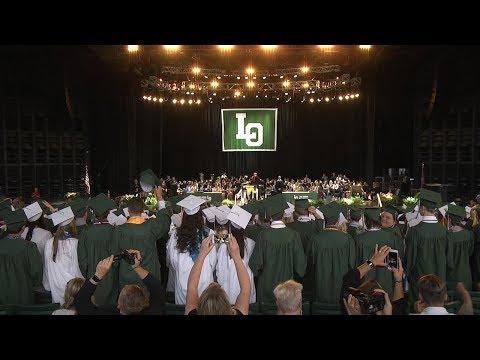 ONTV: Lake Orion High School 2019 Graduation