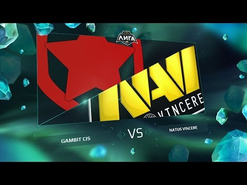 GMB vs NV - Неделя 1 День 1
