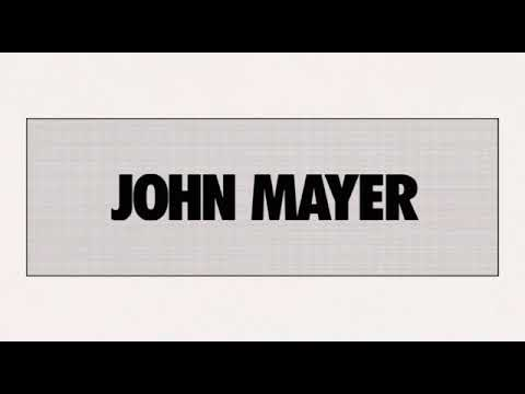 John Mayer Jakarta Tour 2018