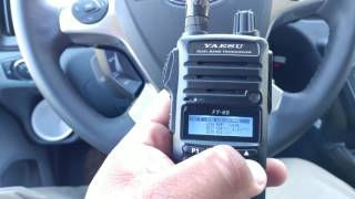 Yaesu FT-65R FT-65 Quick review
