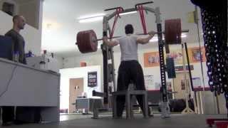 vuclip Dunk training #15 of 2013: Dunkfather 175 cm dunker......64 inch jump, 220 Kilos squatt........