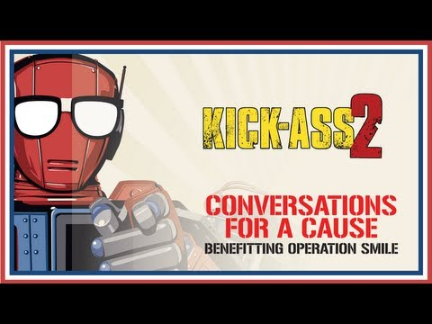 """Kick-Ass 2"" Conversation with the Stars & Creators - Nerd HQ (2013) HD - Mark Millar"