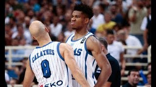 Greece Italy 83-63 Preparation game highlights for FIBA Basketball World Cup 2019, August 16