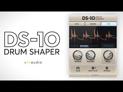 DS-10 Drum Shaper - Transient Shaper for Drums