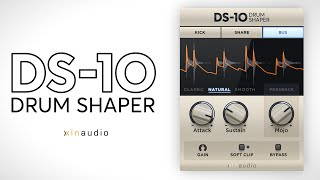 DS-10 Drum Shaper - Transient Shaper for Drums
