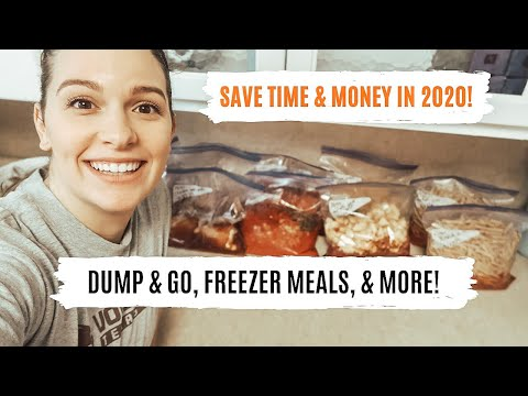 MONTHLY MEAL PLANNING DONE FOR YOU: SAVE MONEY AND TIME IN THE KITCHEN