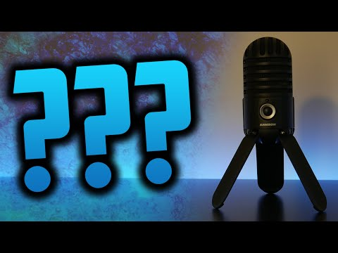 The BEST Microphone For YouTube Beginners!