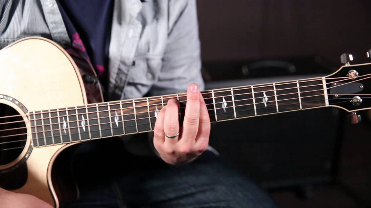 How To Play Rude By Magic Reggae Style Guitar Chords And Rhythm