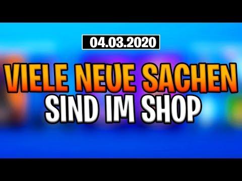 FORTNITE DAILY ITEM SHOP 4.3.20   OHA VIEL NEUS   Shop Von Heute 4.3