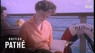 Repeat youtube video Car Ferry (1960)