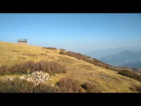 Shankh Pal Temple Trek Sanasar Jammu kashmir